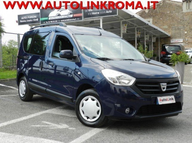 sold dacia dokker 1 6 8v gpl lau used cars for sale autouncle. Black Bedroom Furniture Sets. Home Design Ideas