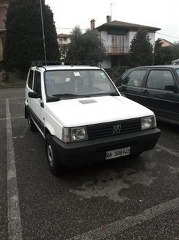 sold fiat panda 4x4 rock 4x4 used cars for sale. Black Bedroom Furniture Sets. Home Design Ideas