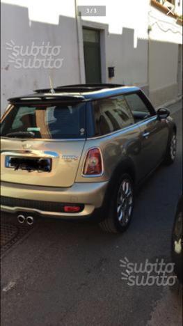 Venduto Mini Cooper S Coupé Mini 16 Auto Usate In Vendita