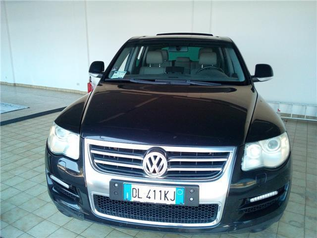 sold vw touareg 3 0 v6 tdi dpf exc used cars for sale autouncle. Black Bedroom Furniture Sets. Home Design Ideas
