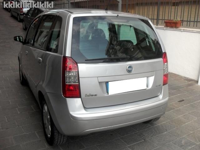 Sold fiat idea 1 3 multijet 16v 90 used cars for sale for Amortiguadores fiat idea 1 8