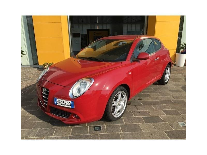 usato 1 6 m jet distinctive 120cv km alfa romeo. Black Bedroom Furniture Sets. Home Design Ideas