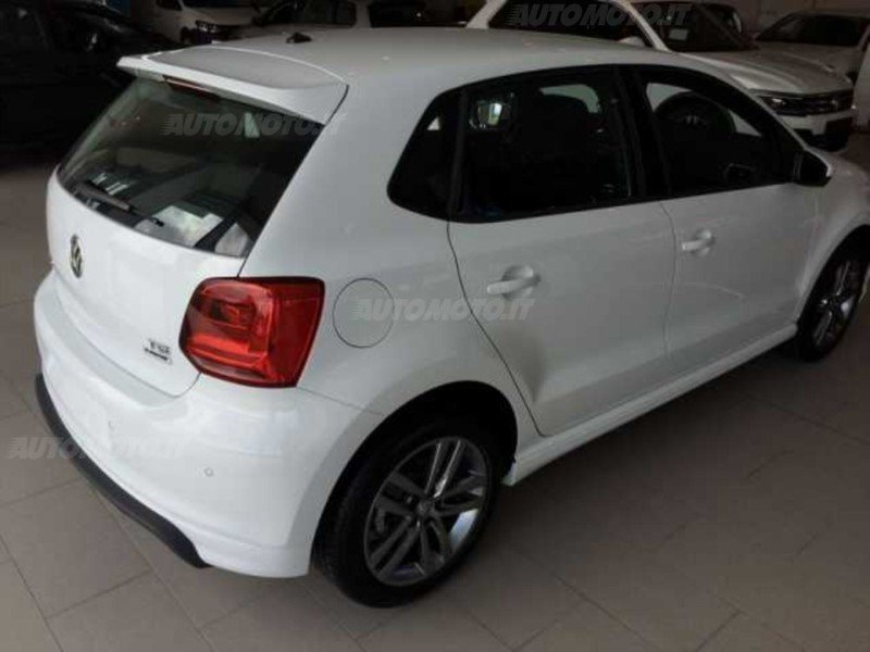 sold vw polo 1 0 tsi 110 cv 5p hi used cars for sale autouncle. Black Bedroom Furniture Sets. Home Design Ideas