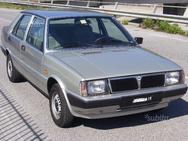sold lancia prisma 1985 used cars for sale autouncle. Black Bedroom Furniture Sets. Home Design Ideas