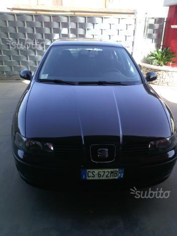 usato 1 9 tdi 110 cv cat sport seat leon 2005 km in rapolla pz. Black Bedroom Furniture Sets. Home Design Ideas