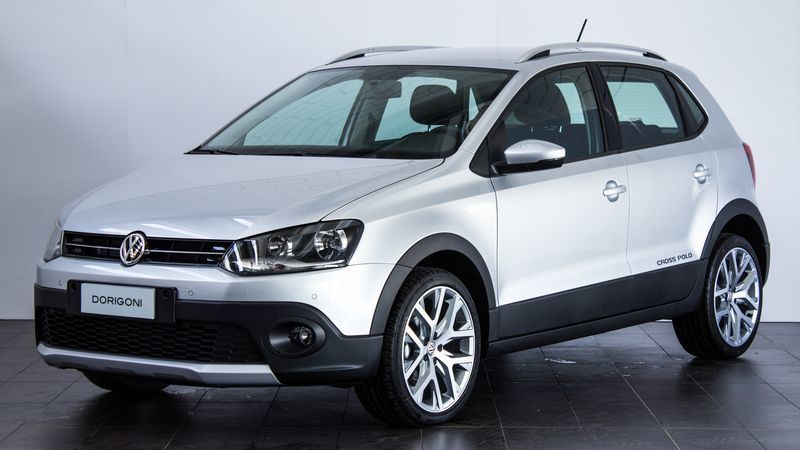 sold vw polo cross 1 4 tdi bluemot used cars for sale. Black Bedroom Furniture Sets. Home Design Ideas