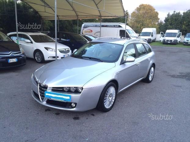 sold alfa romeo 159 2 4 jtdm 200 c used cars for sale autouncle. Black Bedroom Furniture Sets. Home Design Ideas