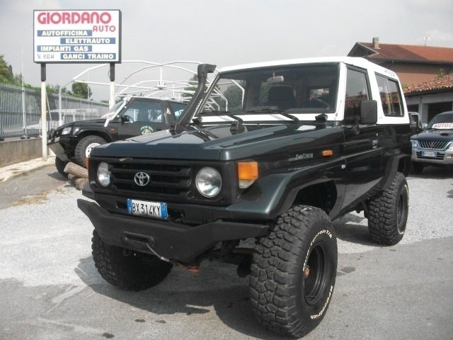sold toyota land cruiser kzj 73 ri used cars for sale autouncle. Black Bedroom Furniture Sets. Home Design Ideas