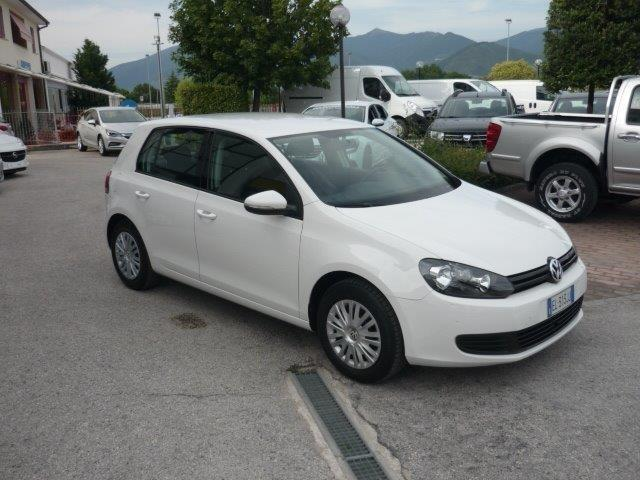 sold vw golf vi 1 6 tdi 105cv dpf used cars for sale. Black Bedroom Furniture Sets. Home Design Ideas
