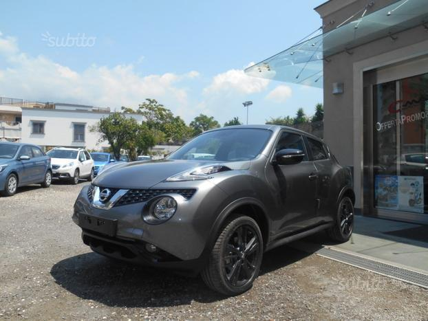 Sold Nissan Juke 1 6 94 Cv Visia Used Cars For Sale