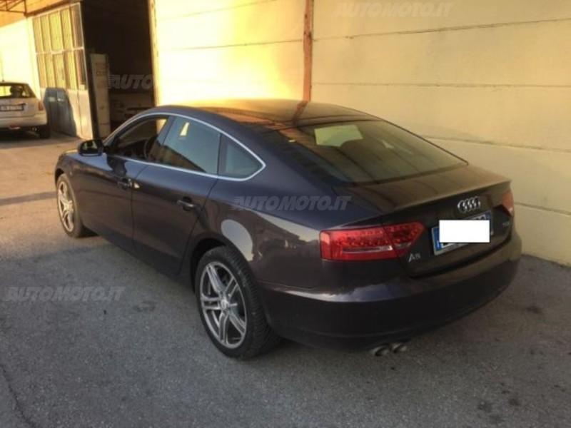 Audi a5 sportback usata 2010 14