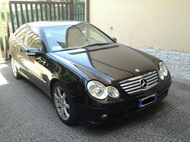Mercedes C Class Used Cat D For Sale