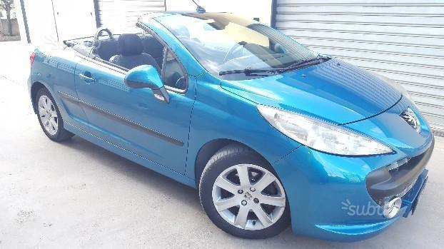 sold peugeot 207 cc diesel used cars for sale autouncle. Black Bedroom Furniture Sets. Home Design Ideas
