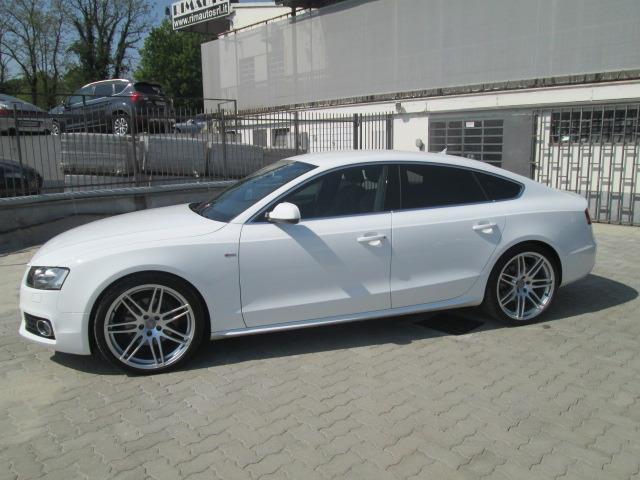 Audi a5 30 tdi s line usata
