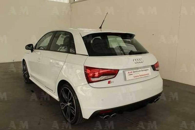Audi S1 Automatik