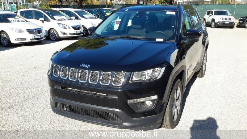 venduto jeep compass km0 del 2017 ad
