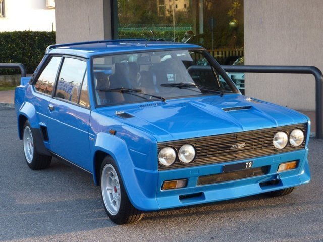 Sold Fiat 131 Abarth Originale Used Cars For Sale
