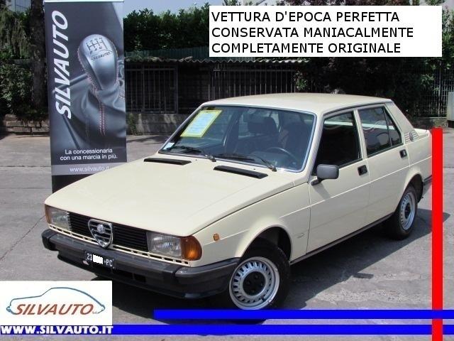 usata Alfa Romeo Giulietta 1.3 1^ SERIE TIPO 116.44