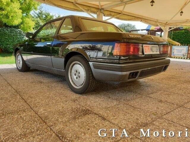 Usato 1991 Maserati Karif 2.8 Benzin 285 CV (35.000 €) | 00128 Roma (Roma) | AutoUncle