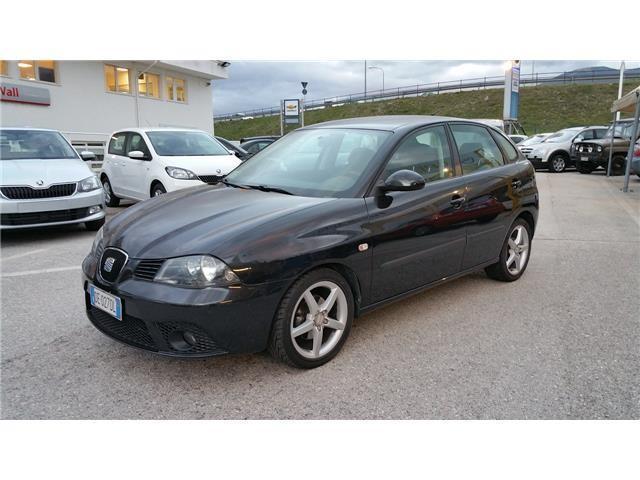 Usato 1 4 Tdi 80cv Dpf 5porte Stylance Seat Ibiza 2006