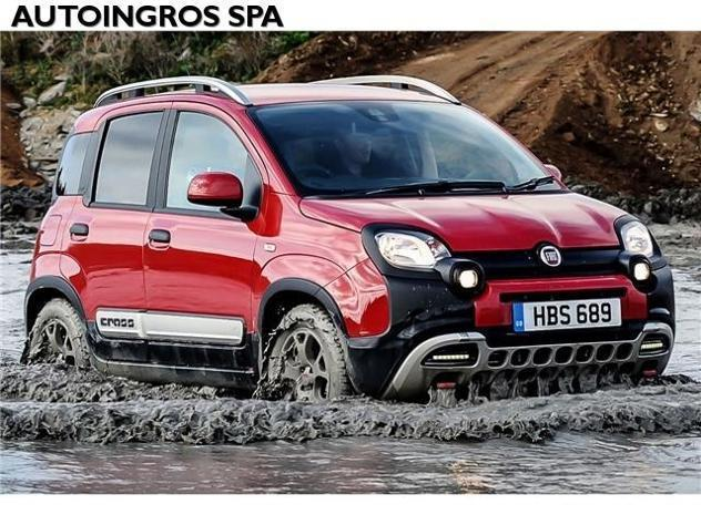 sold fiat panda cross newcross 4x4 used cars for sale autouncle. Black Bedroom Furniture Sets. Home Design Ideas