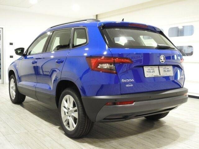 compra skoda karoq 1 6 diesel 116 cv 2017 risparmia 9 a grumello del mont autouncle