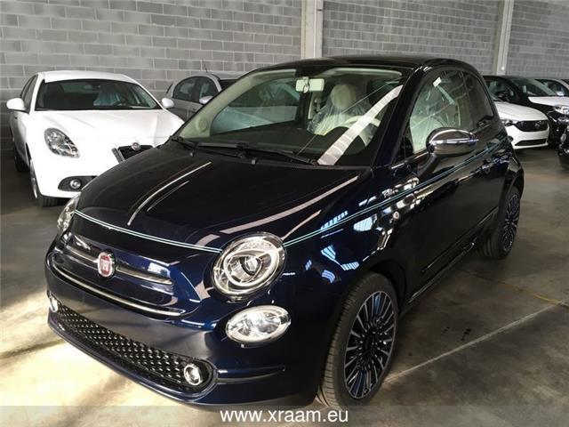 sold fiat 500 1 2 riva automatica used cars for sale. Black Bedroom Furniture Sets. Home Design Ideas