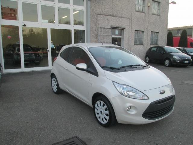 sold ford ka 1 2 8v 69cv benzina 2 used cars for sale autouncle. Black Bedroom Furniture Sets. Home Design Ideas