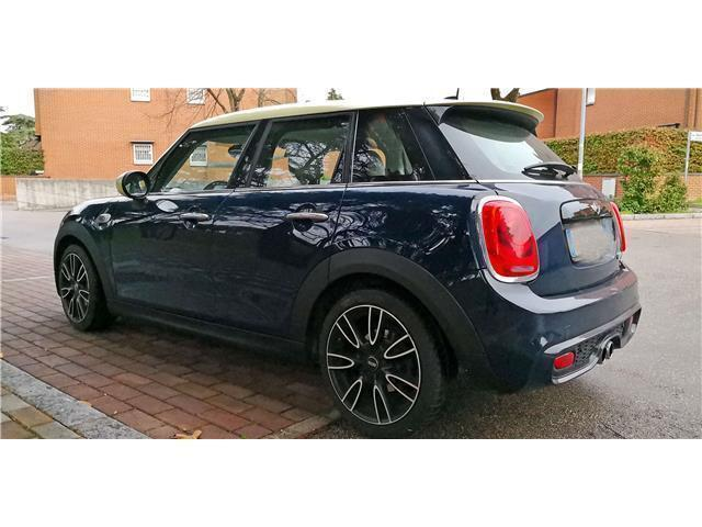 sold mini cooper sd 2 0 business x used cars for sale. Black Bedroom Furniture Sets. Home Design Ideas