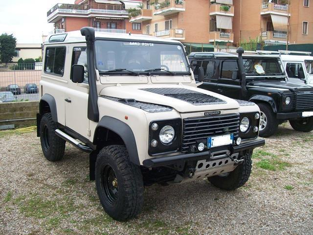 Sold Land Rover Defender 2000cc Gp Used Cars For Sale