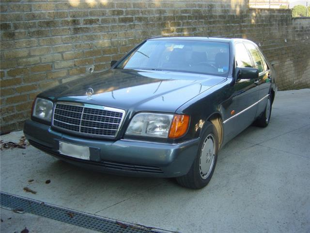 Sold Mercedes S300 Se 300 3 2 W140 Used Cars For Sale