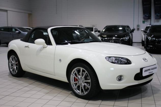 sold mazda mx5 roadster coupé 1.8l. - used cars for sale - autouncle
