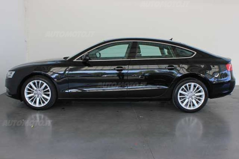 Audi a5 sportback usata veneto 1
