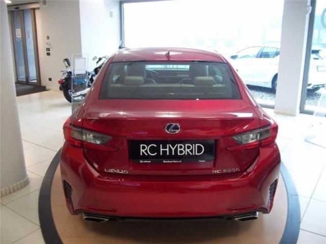 usato hybrid f sport lexus rc300h – 2017, km 1 in cremona - cr
