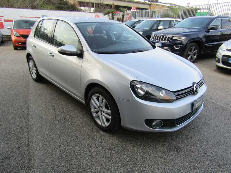 sold vw golf vi 2 0 tdi 140cv dpf used cars for sale autouncle. Black Bedroom Furniture Sets. Home Design Ideas