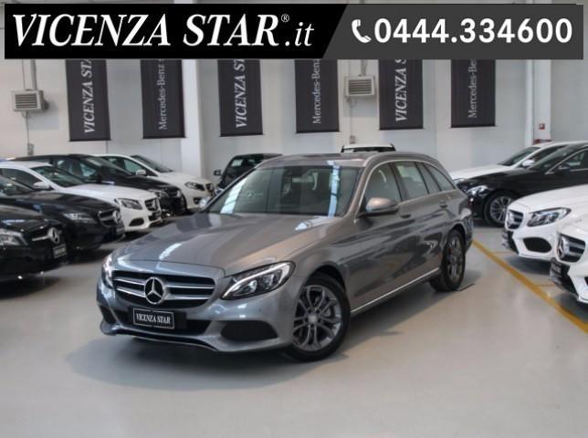 usata Mercedes C220 d S.W. AUTOMATIC SPORT rif. 7099850