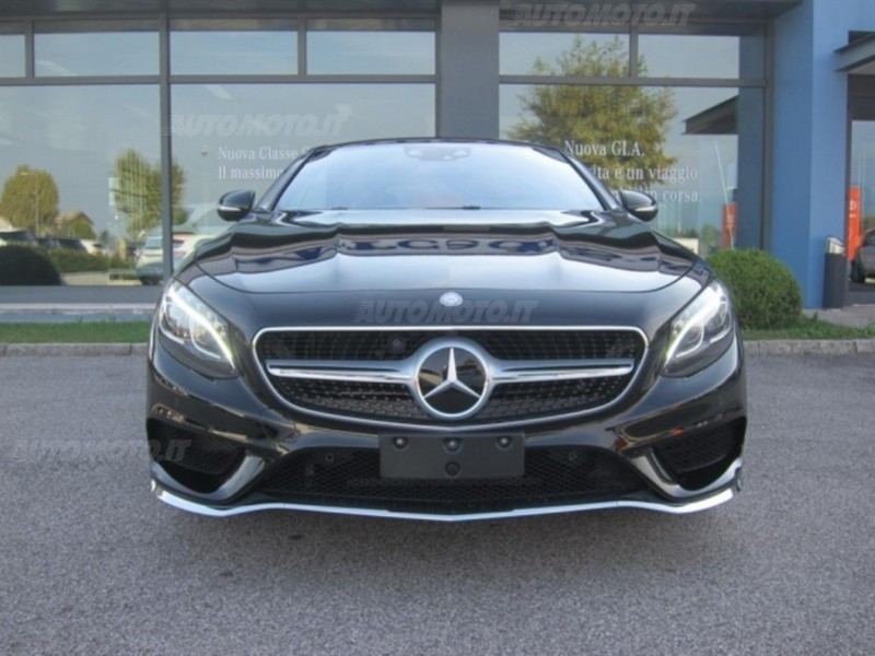 sold mercedes 500 classe s coupé s. - used cars for sale - autouncle