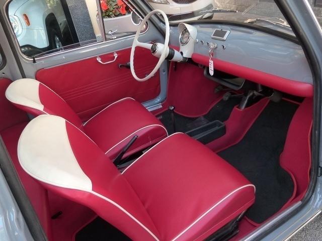 Venduto Fiat 500 F Del 1968 Restaurat Auto Usate In Vendita