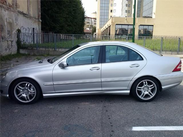 Sold mercedes c30 amg amg kubanite used cars for sale for C30 mercedes benz
