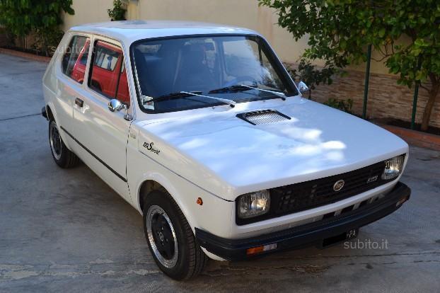 Venduto Fiat 127 Sport 70 Hp Anni 70 Auto Usate In Vendita