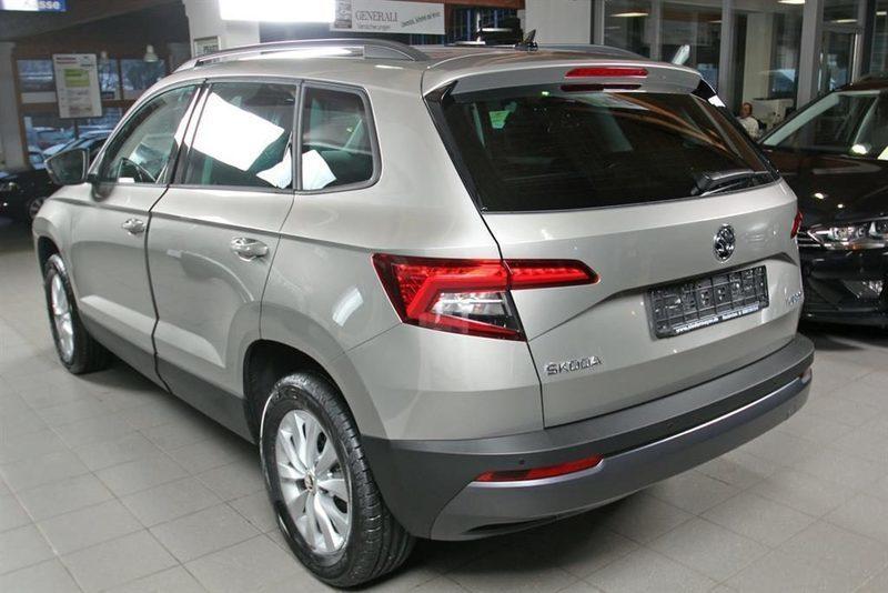 sold skoda karoq 1 5 tsi act ambit used cars for sale
