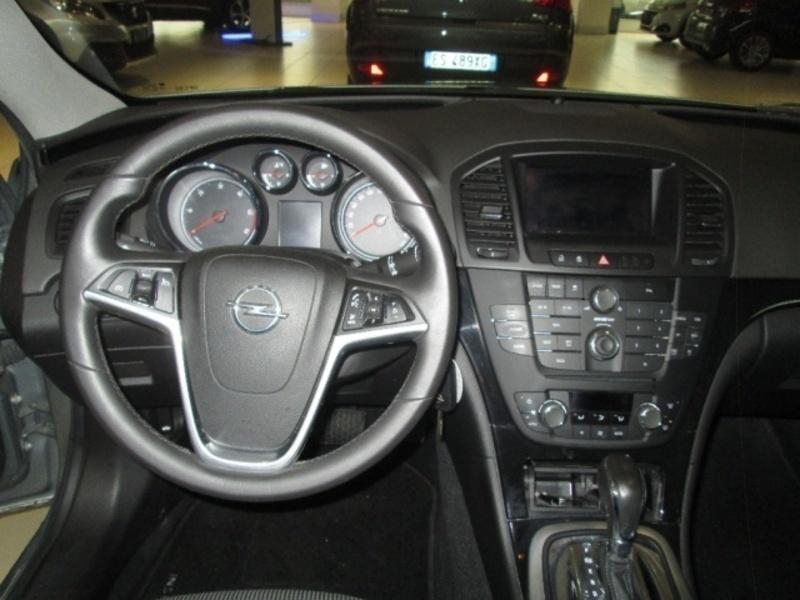 usata Opel Insignia 2.0 CDTI 160CV 4 porte aut. Cosmo NAVI