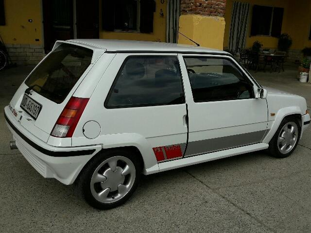sold renault r5 super 5 gt turbo p used cars for sale autouncle. Black Bedroom Furniture Sets. Home Design Ideas