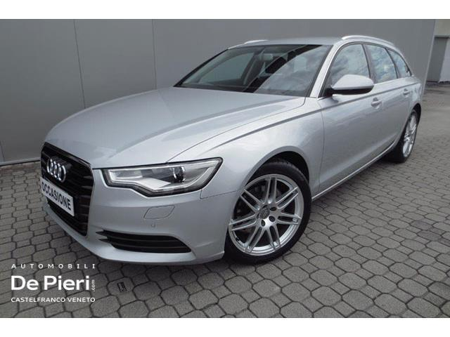 Sold Audi A6 A6avant Used Cars For Sale Autouncle