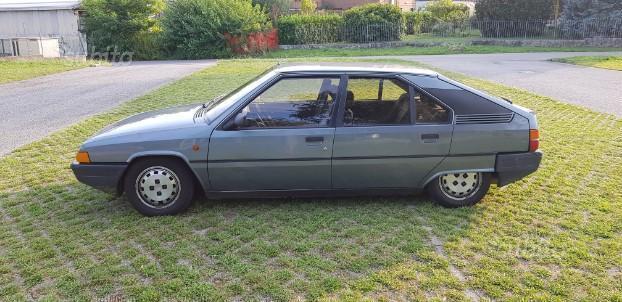 sold citro n bx 16 trs 1986 used cars for sale. Black Bedroom Furniture Sets. Home Design Ideas