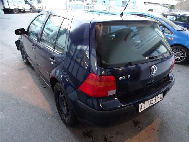 sold vw golf iv 1 9 tdi 110 cv used cars for sale. Black Bedroom Furniture Sets. Home Design Ideas