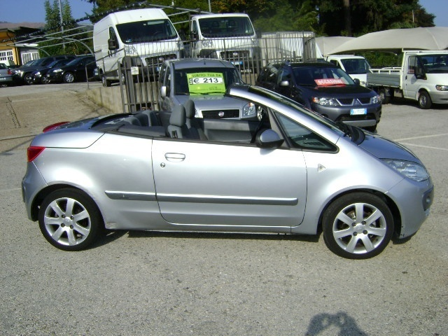 sold mitsubishi colt cabrio 1 5 cz used cars for sale. Black Bedroom Furniture Sets. Home Design Ideas