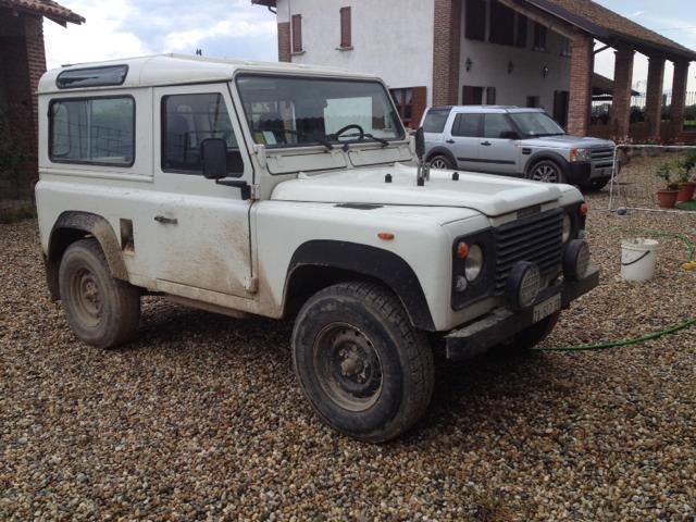 Sold Land Rover Defender 90 300 Td Used Cars For Sale