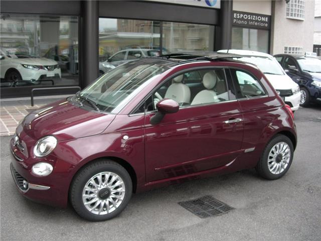 Venduto Fiat 500 1 2 Lounge Tetto Apr Auto Usate In Vendita