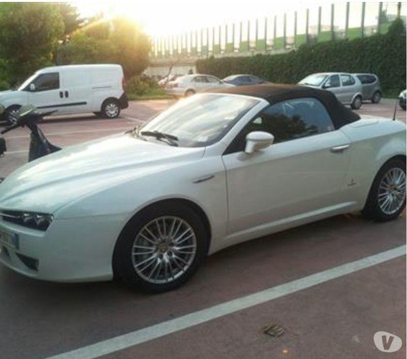 Sold Alfa Romeo Spider 1750 TBi